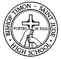 Bishop Timon St. Jude School Seal
